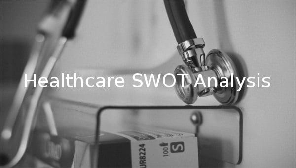 healthcareswotanalysis
