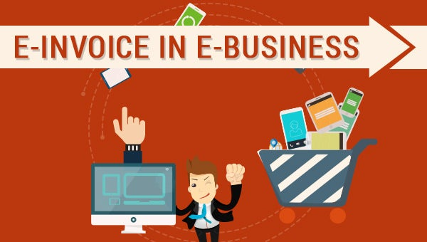 e invoice in e business