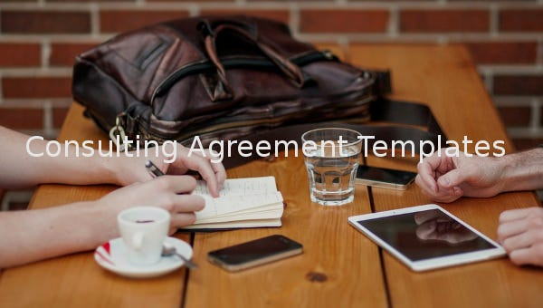 consulting agreement temlates