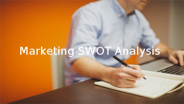 marketing swot analysis