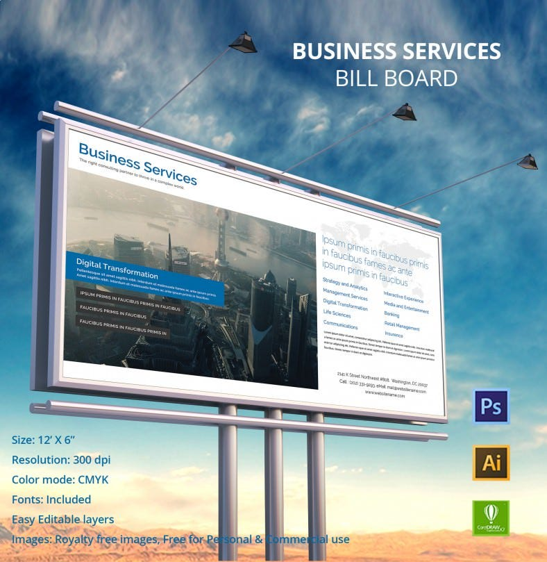 BusinessServices_BillBoard