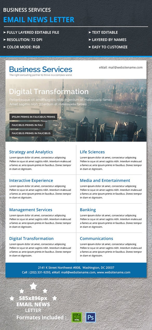 BusinessServices_Newsletter