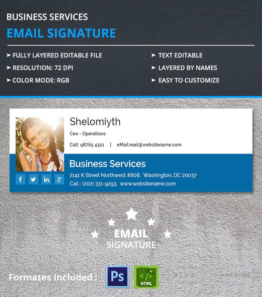BusinessServicese_MailSignature