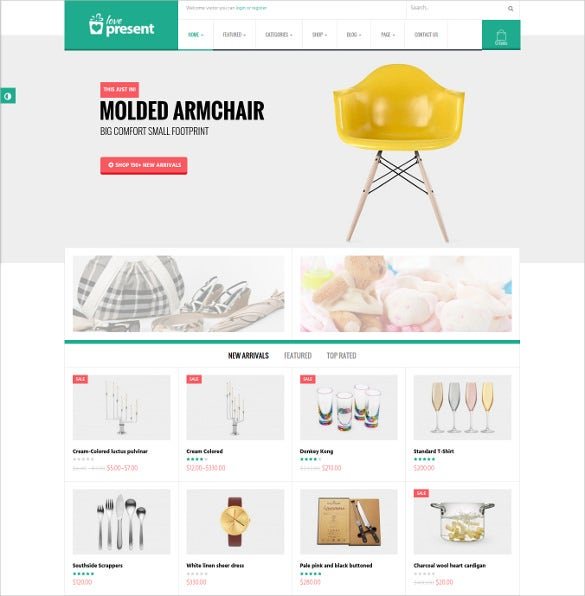 pro giftshop marketplace wordpress theme