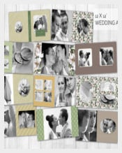 Elegant & Stylish Wedding Album