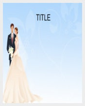 Easy To Use Wedding Powerpoint Template