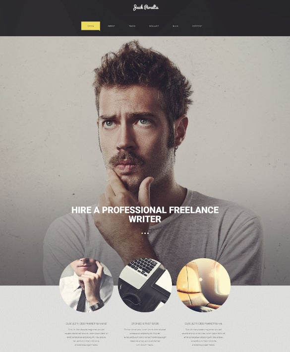 freelance publisher wordpress theme
