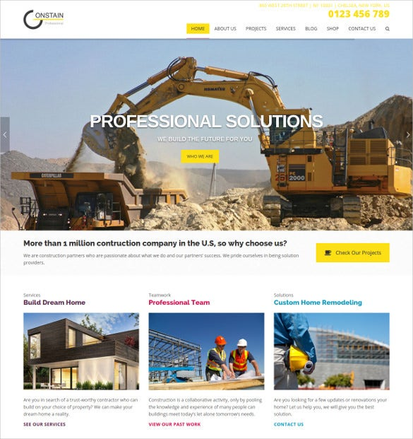 wordpress theme for construction company1