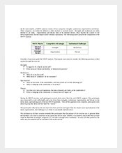 Free-Project-Management-Swot-Analysis-Template
