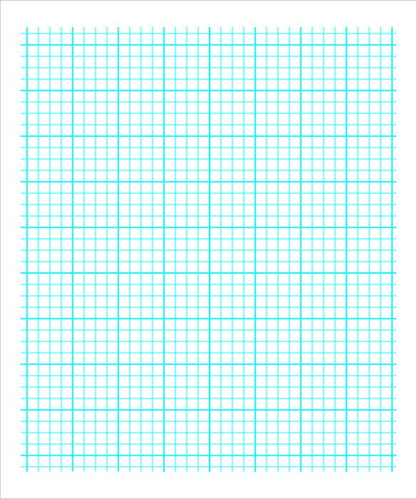 photograph regarding Printable Paper.net named Free of charge Graph Paper Template 8+ Free of charge PDF Files Down load