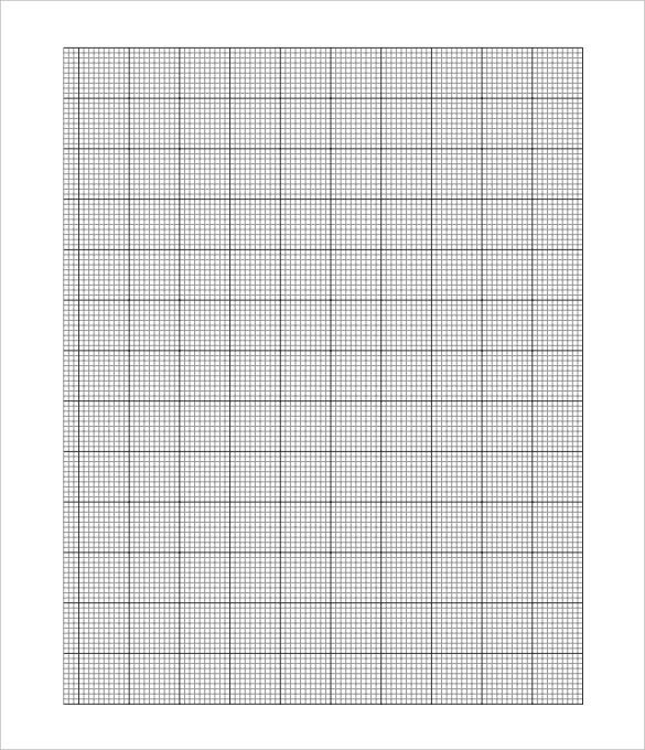 Free Graph Paper Template – 8+ Free Pdf Documents Download! | Free