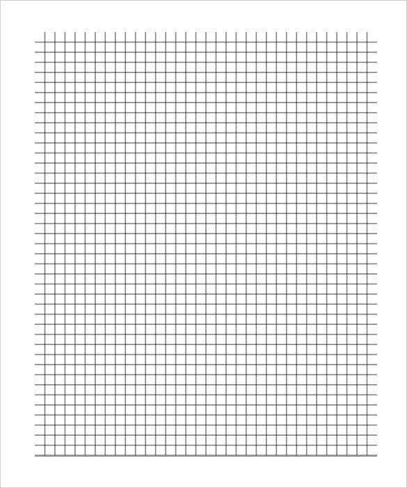 printable graph paper 25 inch grid download
