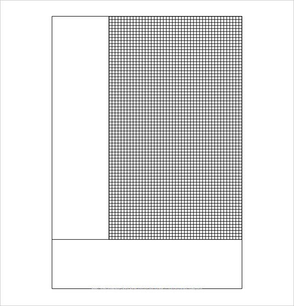 9+ Graphing Paper Templates – Free Sample, Example Format Download