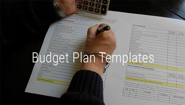 budgetplantemplate