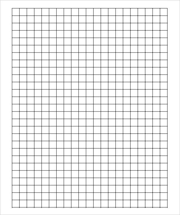 cartesian three per inch paper graph download