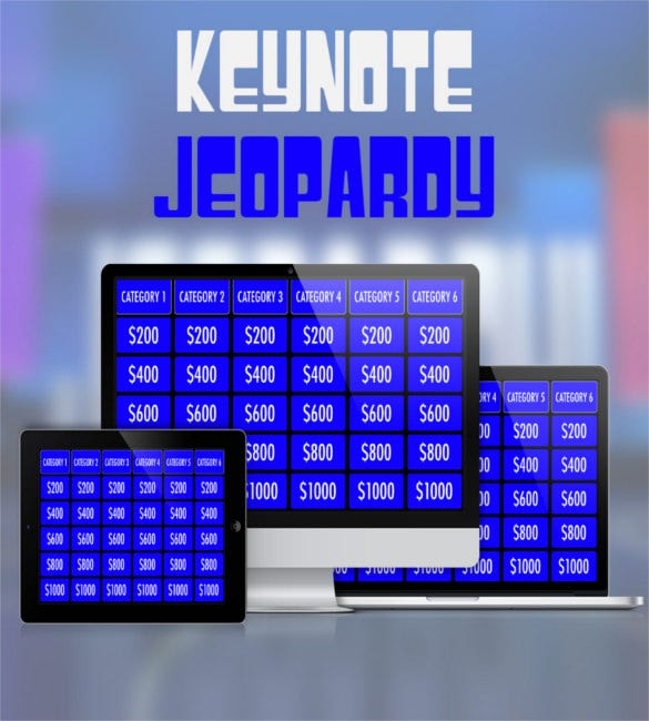 Keynote jeopardy template 6 free word pdf ppt for Jeopardy template powerpoint 2007