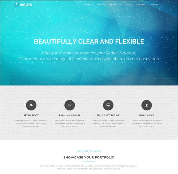 vision multipurpose joomla template