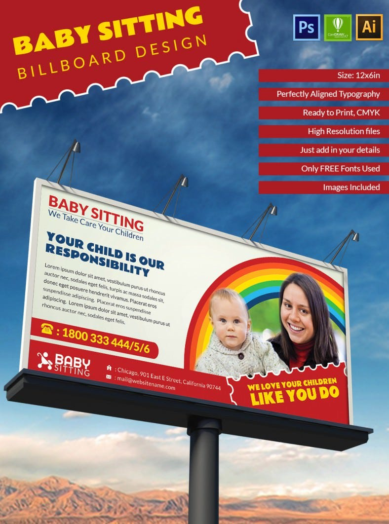 Babysitting_BillBoard