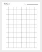 Sample Grid Paper Large Graph Template Download  Graph Paper Sample