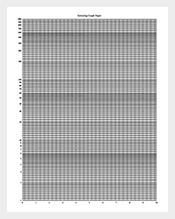 Semi-Log-Scaled-Graph-paper-Template-PDF-Format