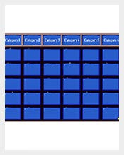 Jeopardy template 66 free word excel pdf ppt pptx for Jeopardy template powerpoint 2007