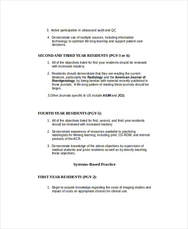 ultrasound technician resume 6 free pdf documents