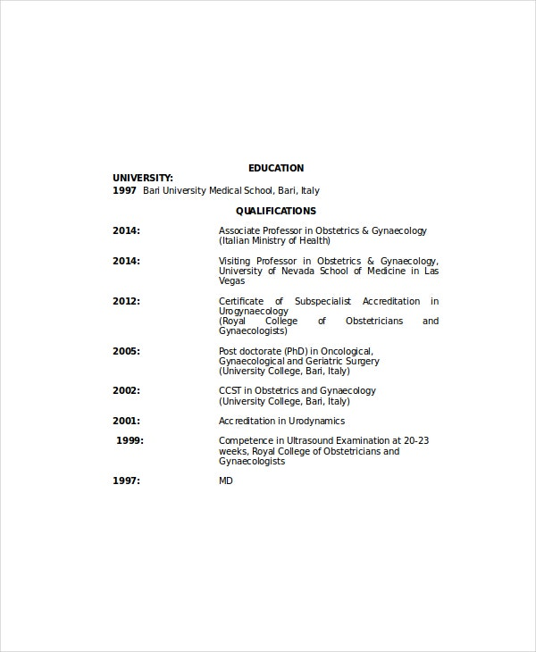 Ultrasound Technology Resume Resume