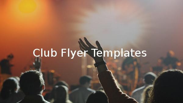 clubflyertemplates