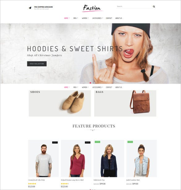 mt fastion responsive fashion magento ecommerce theme