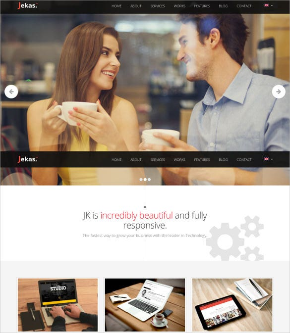 tech blog jekas software business wordpress theme 44