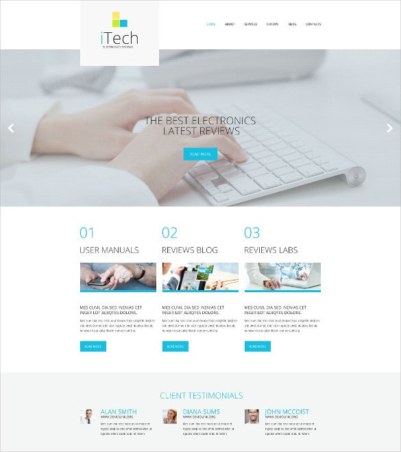 it tech blog wordpress theme 49