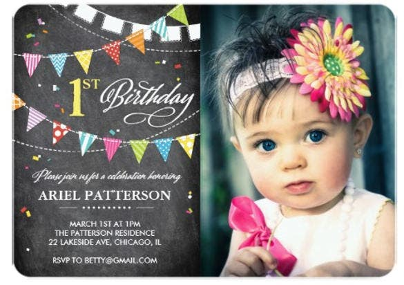 30 Birthday Party Invitations Free PSD AI Vector EPS Format