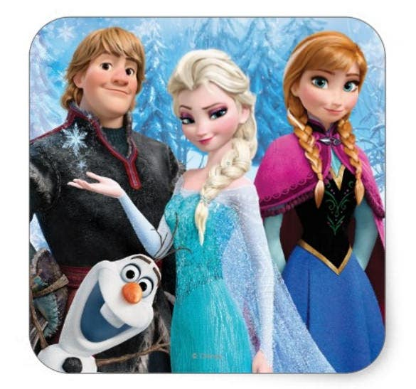 frozen party invitation for kids