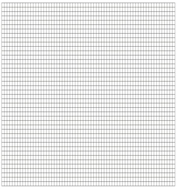 Grid Paper Template 14 Free Word PDF JPG Documents Download – Grid Paper Template
