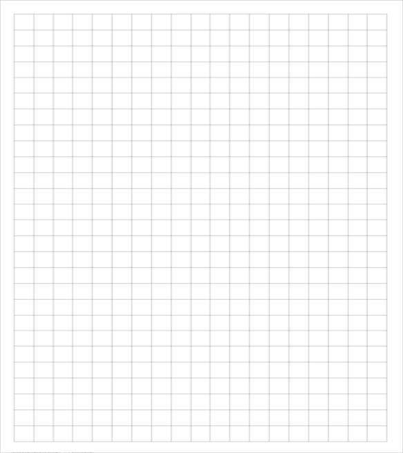Graph paper download word for 1 cm graph paper template word