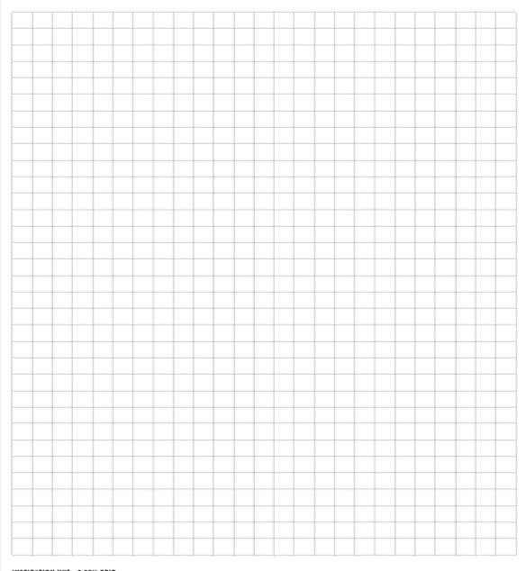 Superb 0.8 Cm Grid Paper Template For Graph Paper Word Document