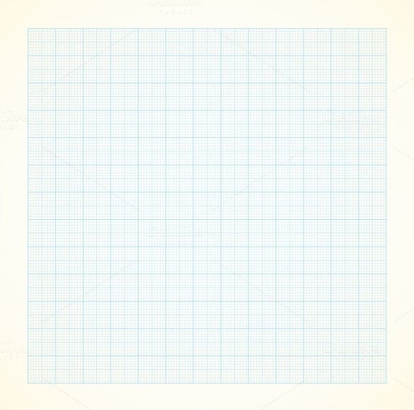 12 Grid Paper Templates Free Sample Example Format Download – Graph Paper Templates