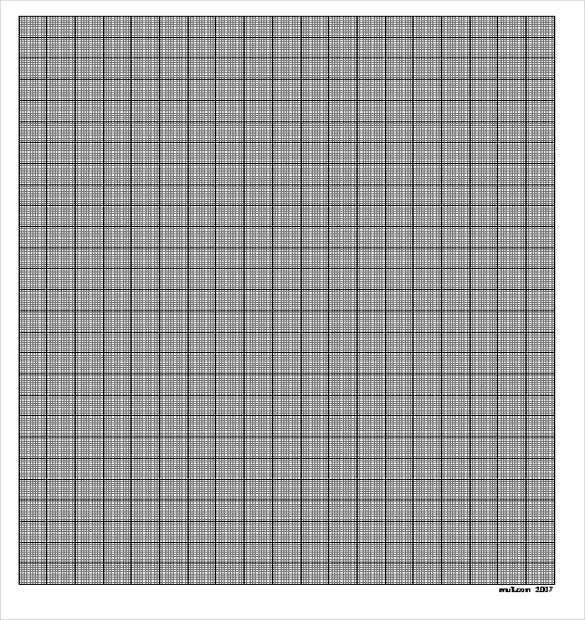 a4 1mm square graph paper