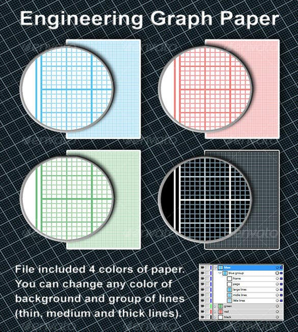 engineering paper template 9 free word pdf jpeg documents