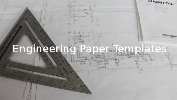 engineering paper templates