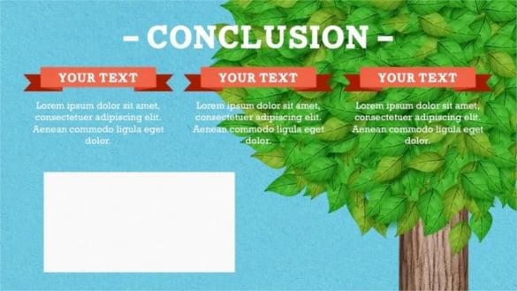 tree story keynote template key format download