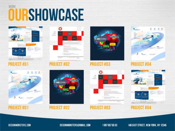 designmonsters keynote presentation template premium download