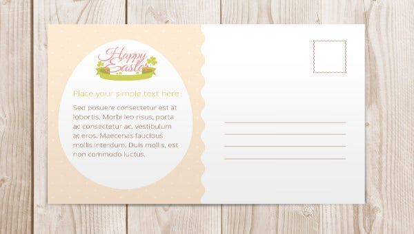 easterpostcardtemplate