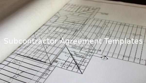 subcontractoragreementtemplate