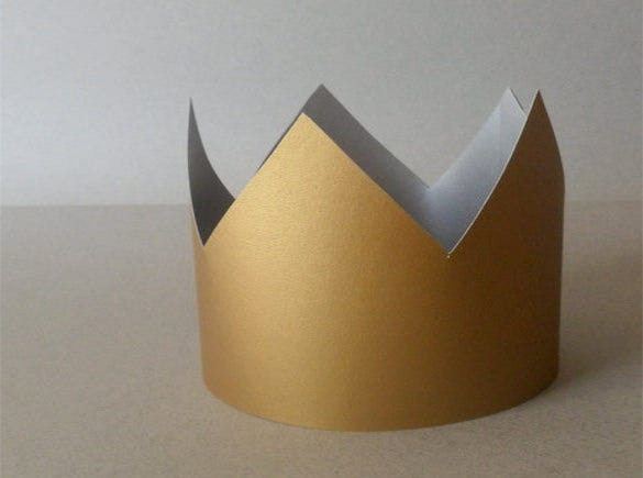 paper crowns 12 foil crowns has been added to your cart add hygloss products gold paper party crowns – made in the usa, 24 pack 48 out of 5 stars 6.