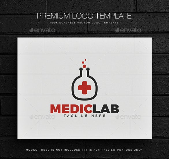 creative hospital logo design for hospital and labs
