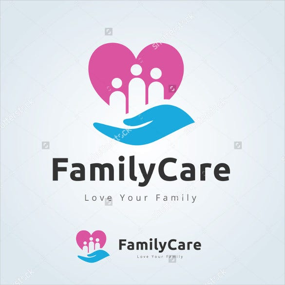 family care hospital logo design
