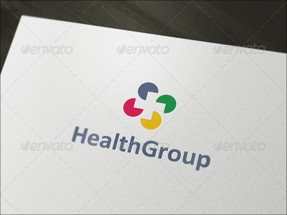health group medical hospital logo