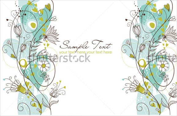 download retro floral seamless background