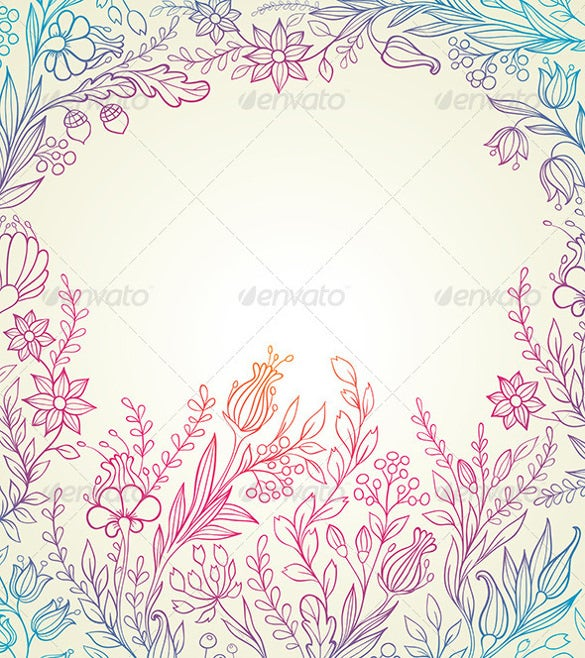 81 floral backgrounds photoshop � free psd eps jpeg